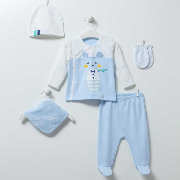 Baby Bear – 5-teiliges Neugeborenen Set