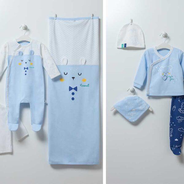 Baby Bear – 10-teiliges Neugeborenen Set