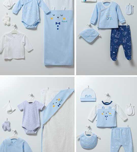 Baby Bear – 20-teiliges Neugeborenen Set