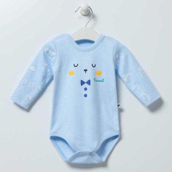 Baby Bear Body Artikel 6869-Blau
