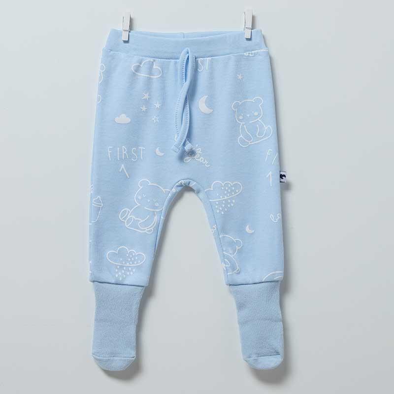 Baby Bear Hose Artikel 6871-Blau