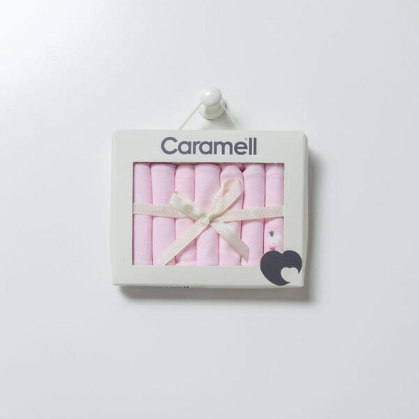 7-teiliges-Mullwindeln-Set-Flamingo-Girl-6908-rosa