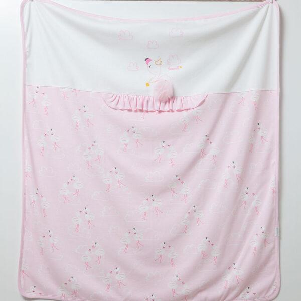 Flamingo Girl – Decke