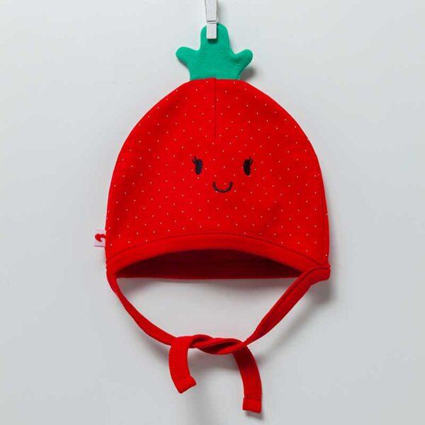 Strawberry Girl – Mütze mit Band