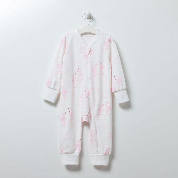 Strampler-Flamingo-Girl-6914-weiss