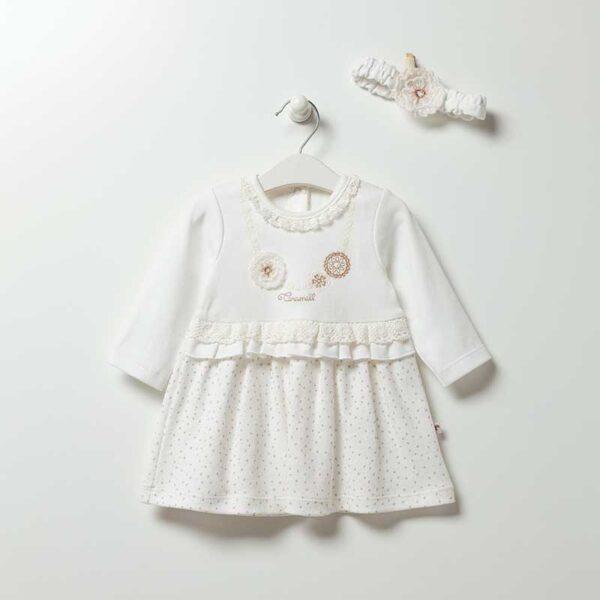 Soft Girl Kleid mit Stirnband Artikel elb6425