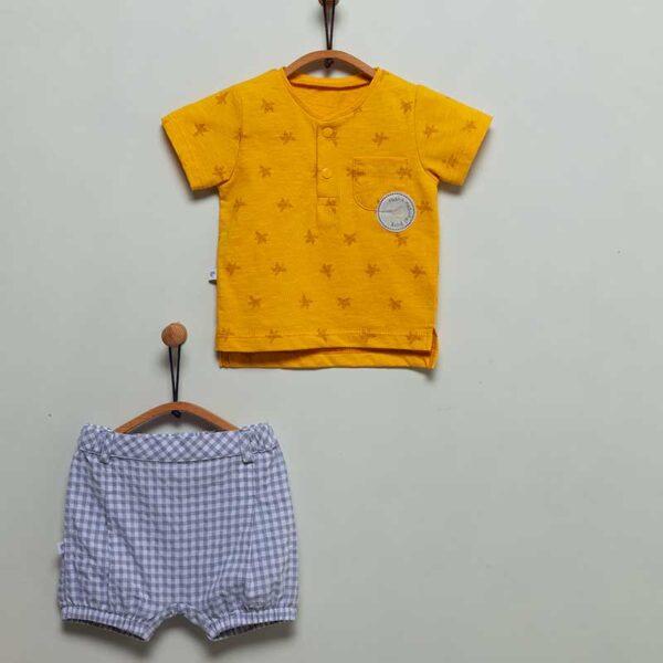 Holiday Boy – 2-teiliges Set TKE6065