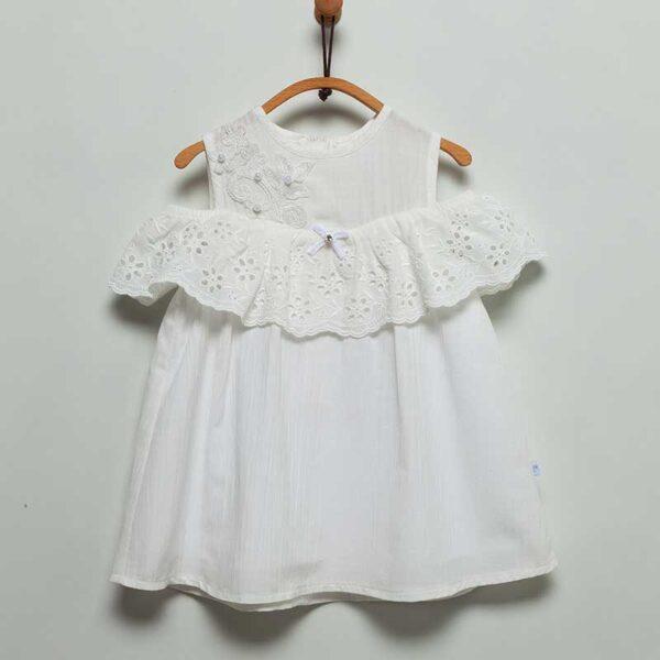 Stil-Girl-Kleid-weiss-Artikel-ELB6103
